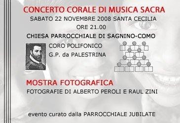 Concerto Corale di Musica Sacra