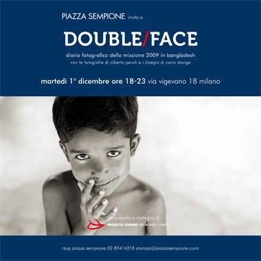"""Piazza Sempione invita a """"DOUBLE/FACE"""""""