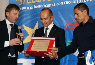 """""""Progetto Sorriso vince il premio stella d'oro di Milano 2008"""""""
