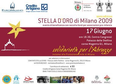 """""""Solidarietà per l'Abruzzo"""""""