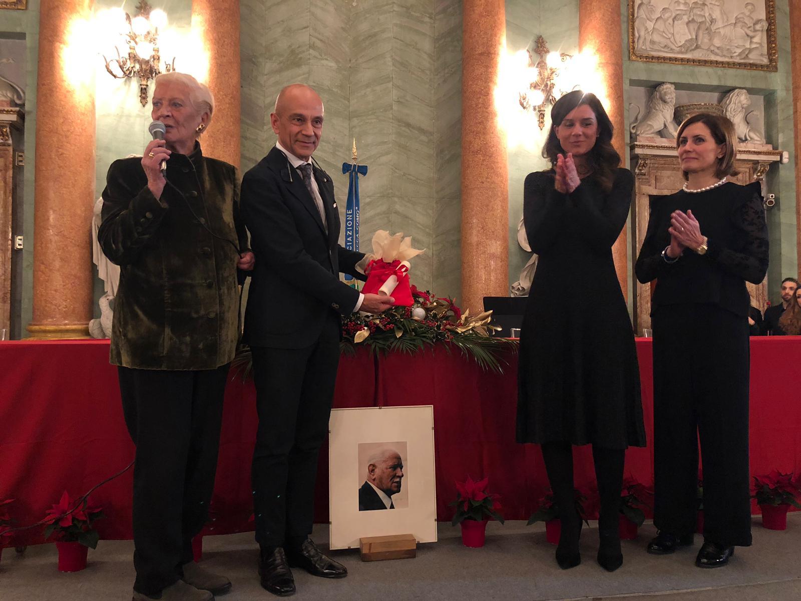 Premio Stella di Natale F. Baratelli 2018 conferito a Progetto Sorriso nel Mondo Onlus